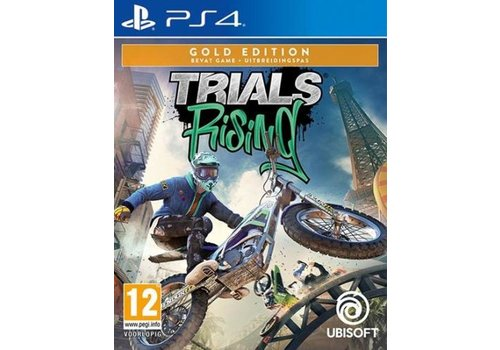 Trials Rising - Gold Edition - Playstation 4