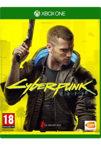 Cyberpunk 2077 Day One Edition - Xbox One & Xbox Series X