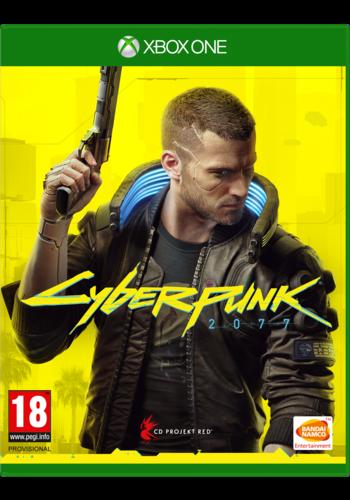 Cyberpunk 2077 Day One Edition - Xbox One