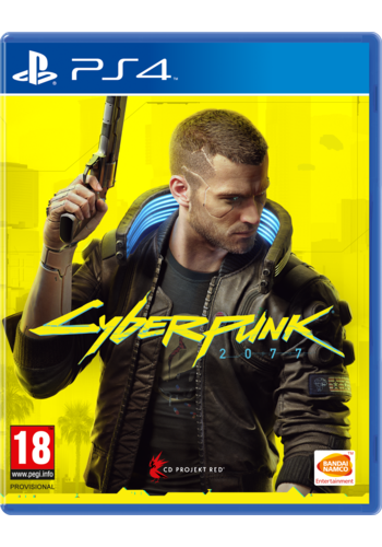 Cyberpunk 2077 Day One Edition - Playstation 4