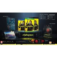 Cyberpunk 2077 Day One Edition - Playstation 4