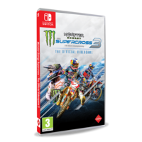 Monster Energy Supercross - The Offcial Videogame 3 + Pre order DLC - Nintendo Switch