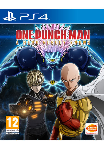 One Punch Man: A Hero Nobody Knows + Pre order DLC - Playstation 4