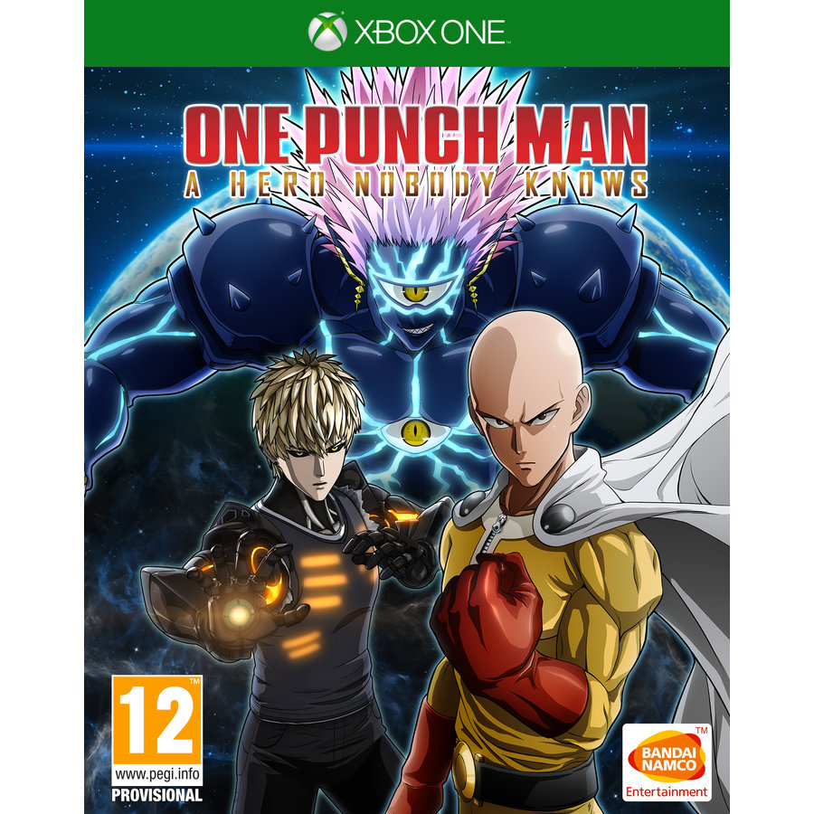 One Punch Man: A Hero Nobody Knows + Pre order DLC - Xbox One