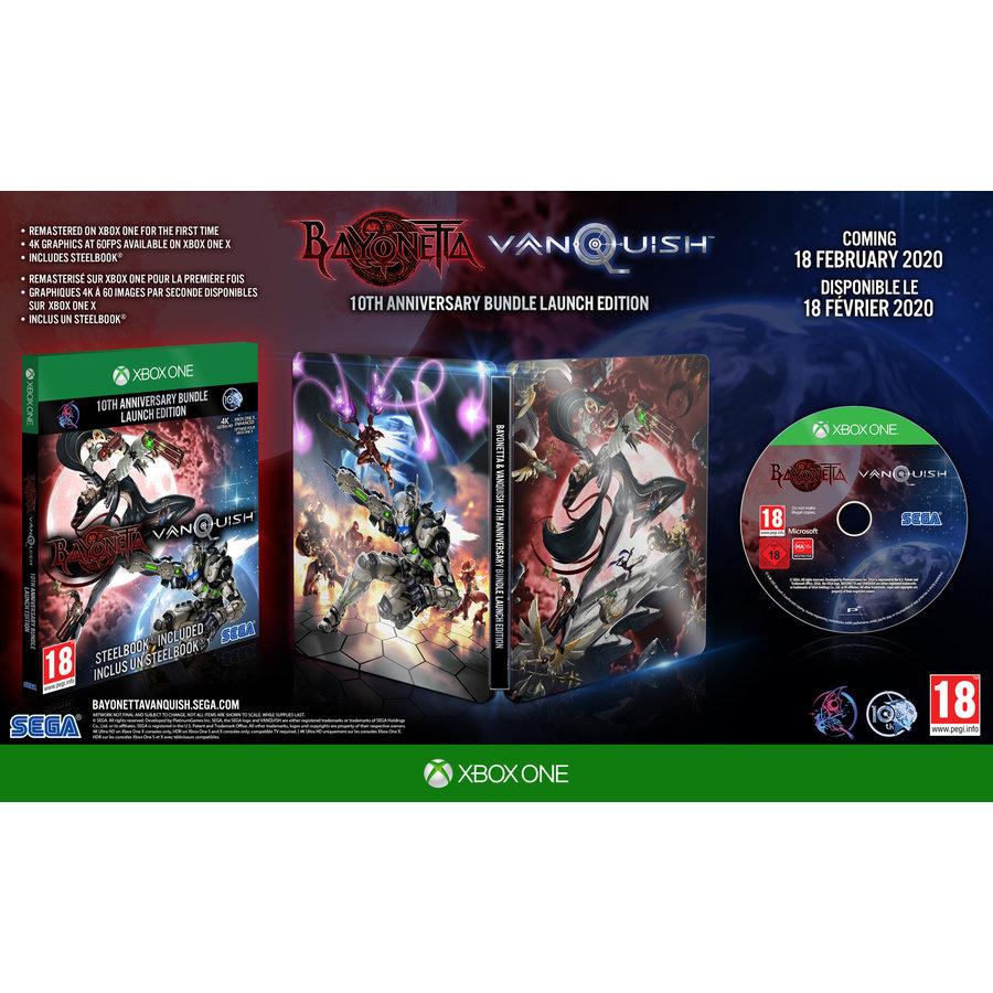 Bayonetta & Vanquish Double Pack - Xbox One