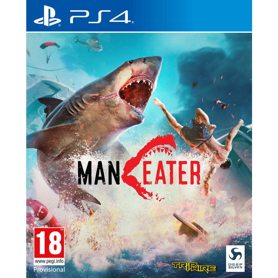 ManEater Day One Edition - Playstation 4