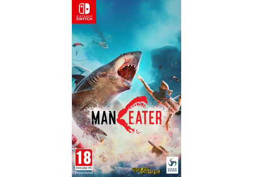 ManEater Day One Edition - Nintendo Switch
