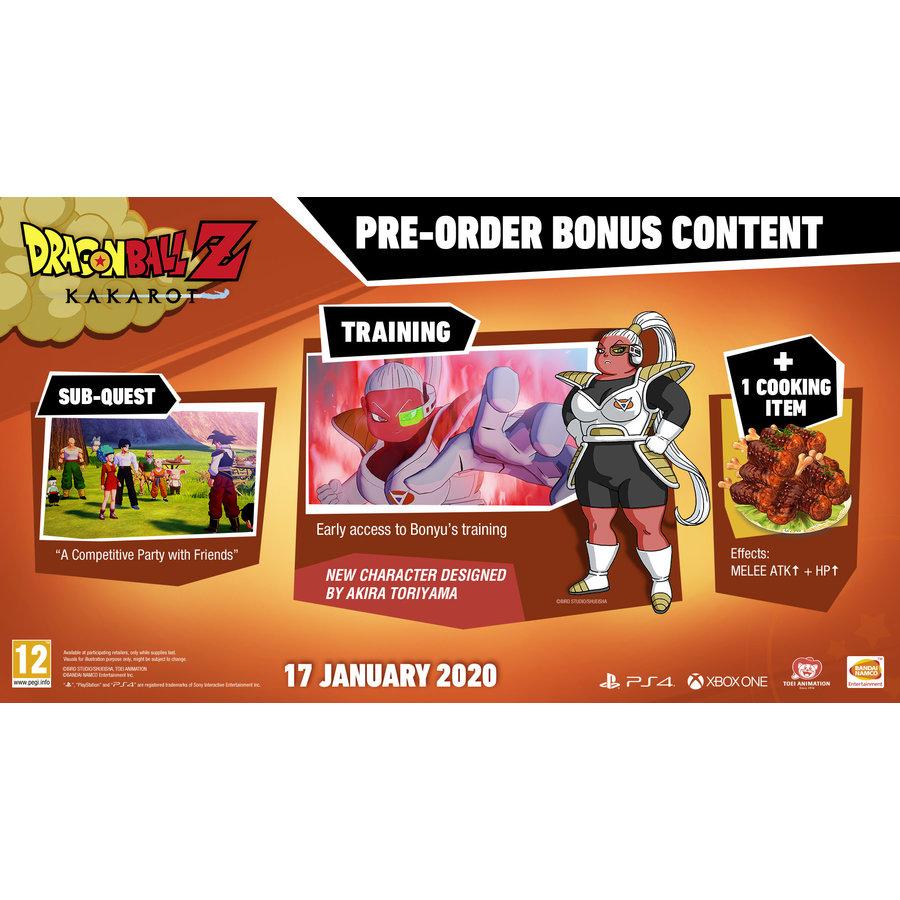 Dragon Ball Z: Kakarot - Deluxe Edition + Pre-order bonus - Xbox One