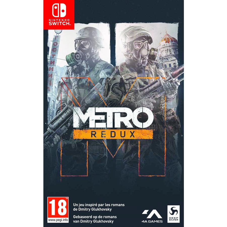 Metro Redux Switch - Nintendo Switch
