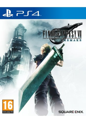 Final Fantasy 7 Remake - Playstation 4