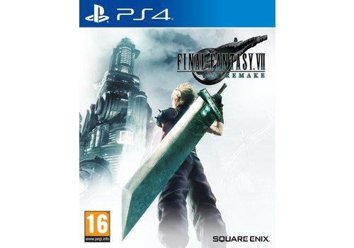 Final Fantasy 7 Remake - Playstation 4