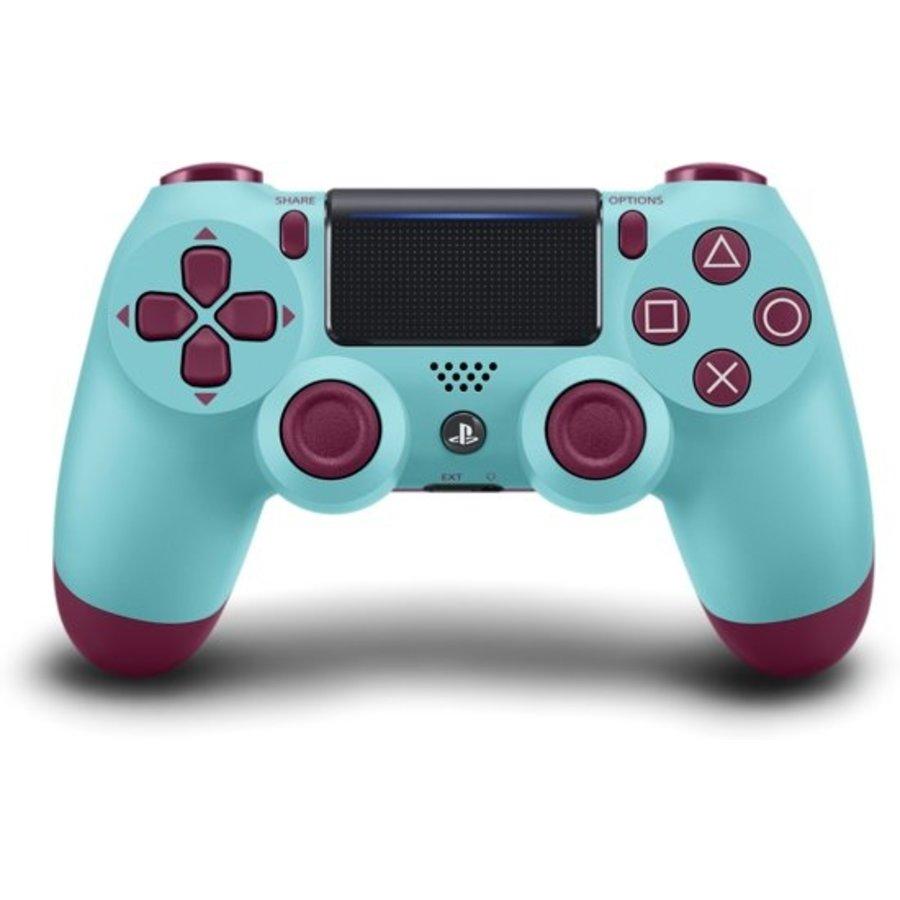 Sony Wireless Dualshock 4 PS4 Controller (Berry Blue)