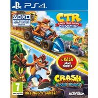 Crash Team Racing Nitro-Fueled + Crash Bandicoot N.Sane Trilogy - Playstation 4