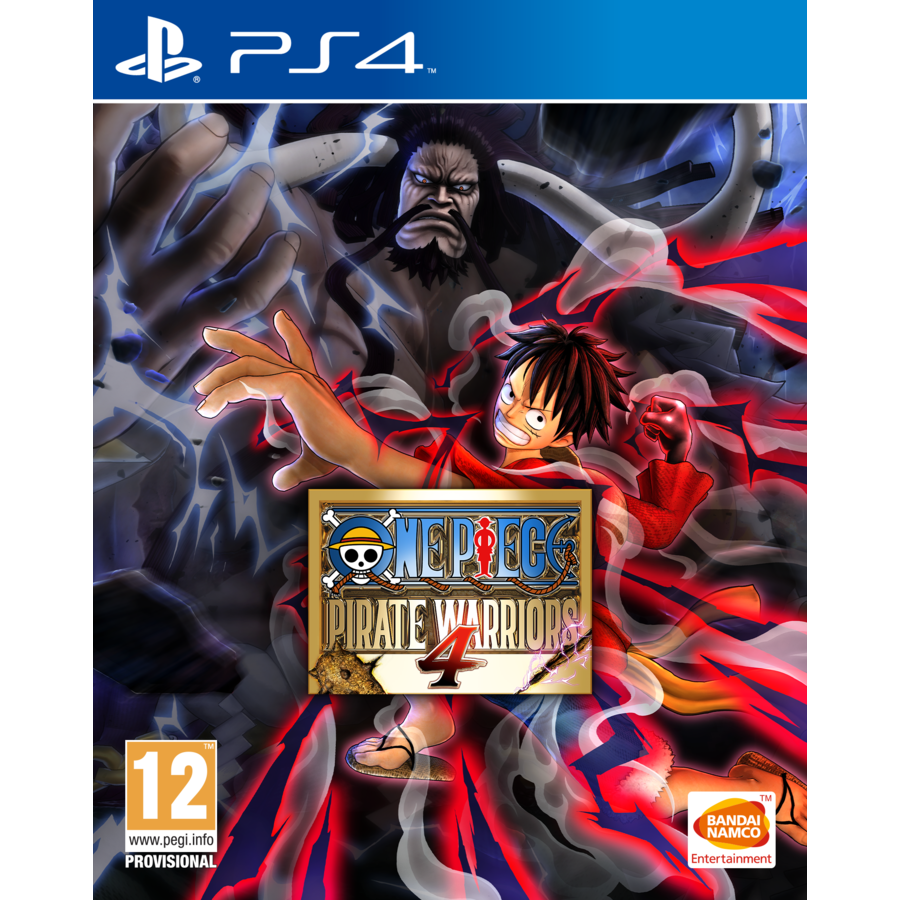 One Piece: Pirate Warriors 4 + Pre order DLC  - Playstation 4