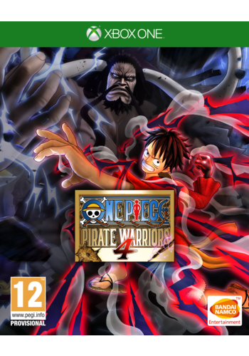 One Piece: Pirate Warriors 4 + Pre order DLC  - Xbox One