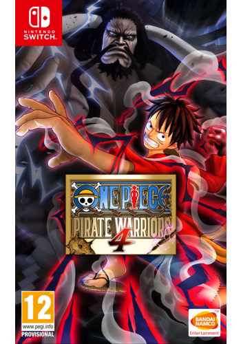 One Piece: Pirate Warriors 4 + Pre order DLC - Nintendo Switch