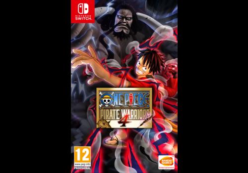 One Piece: Pirate Warriors 4 + Pre order DLC - Nintendo Switch