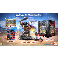 One Piece: Pirate Warriors 4 collectors edition + Pre-order - Playstation 4