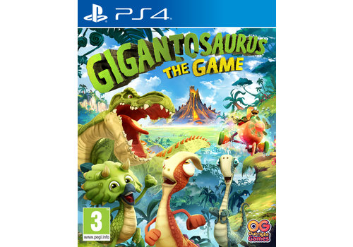 Gigantosaurus the Game  - Playstation 4