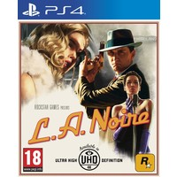 La Noire - Playstation 4