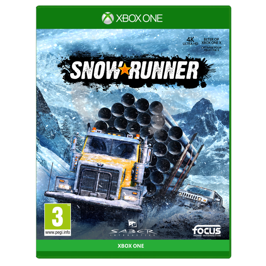 SnowRunner - Xbox One