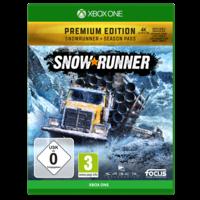 SnowRunner Premium Edition - Xbox One