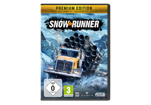 SnowRunner Premium Edition - PC