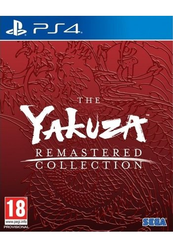 Yakuza Remastered - Playstation 4