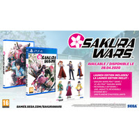 Sakura Wars - Day One Edition - Playstation 4