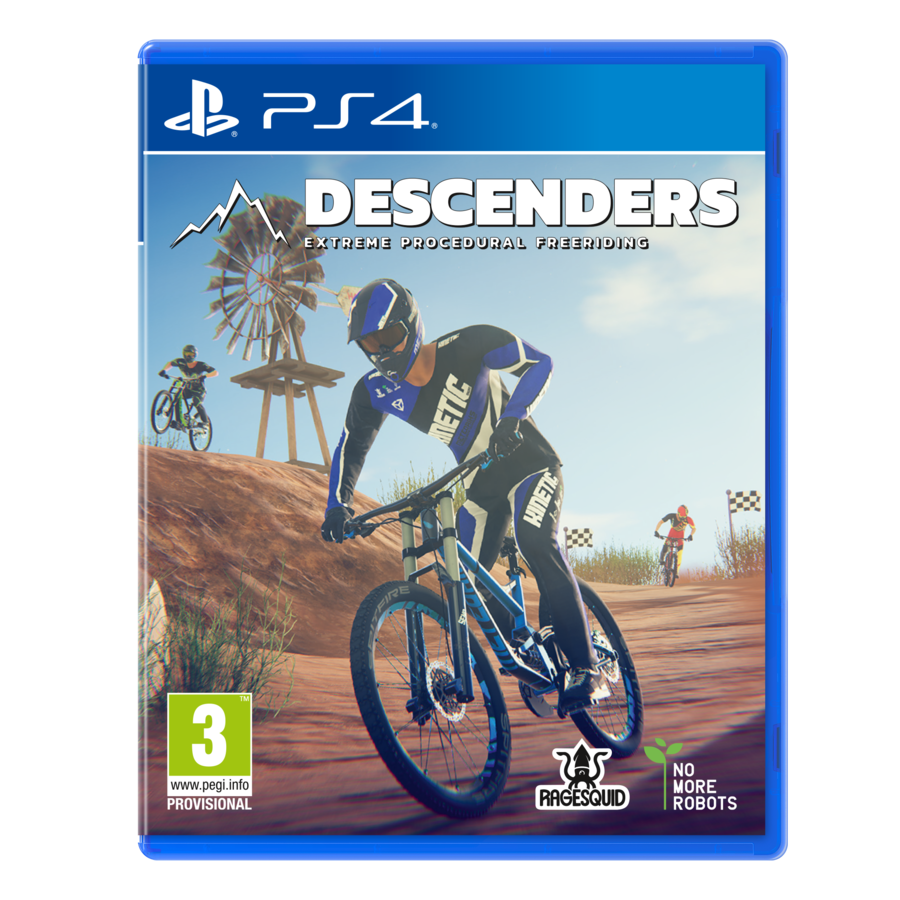 Descenders - Playstation 4