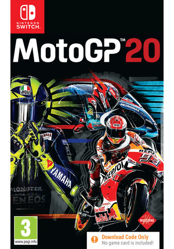 MotoGP 20 (Code in Box) - Nintendo Switch