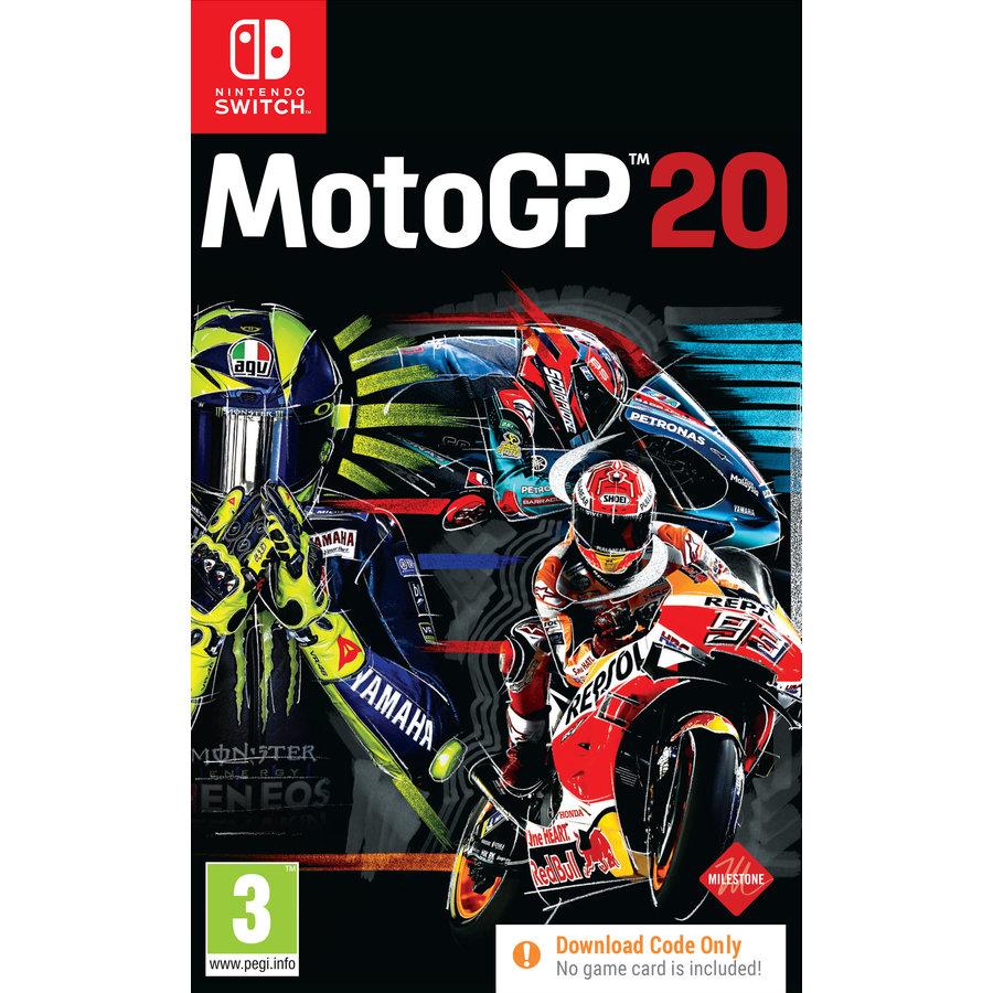MotoGP 20 (Code in Box) - Nintendo Switch