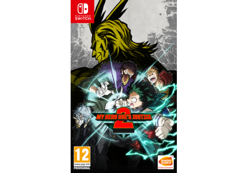 My Hero One's Justice 2 + Pre-order DLC - Nintendo Switch