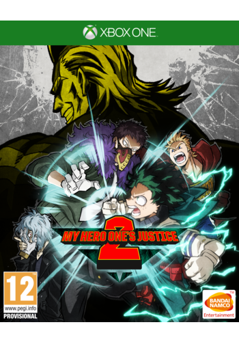 My Hero One's Justice 2 + Pre-order DLC - Xbox One
