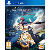Sword Art Online Alicization lycoris - Playstation 4