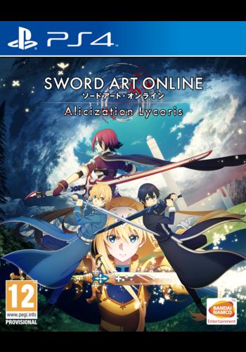 Sword Art Online Alicization lycoris - Playstation 4