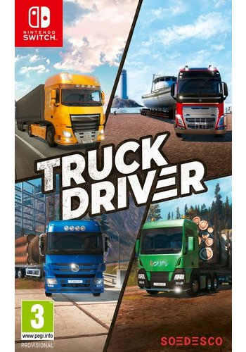 Truck Driver - Nintendo Switch