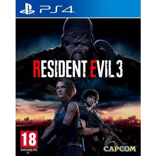 Resident Evil 3 + Pre-order DLC - Playstation 4