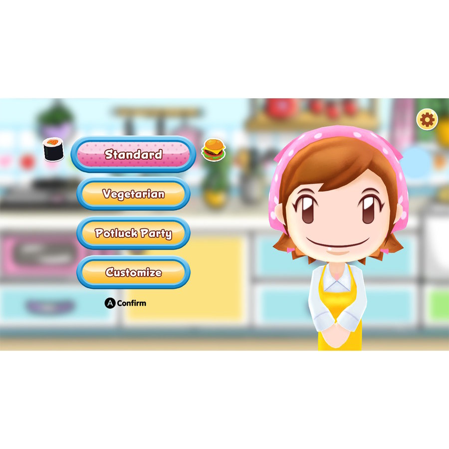 Cooking Mama - Cookstar - Playstation 4