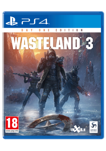 Wasteland 3 - Day One Edition + Colorado Survival Gear DLC - Playstation 4