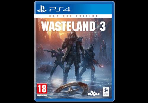 Wasteland 3 - Day One Edition + Colorado Survival Gear DLC - PLaystation 4