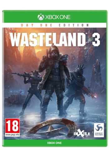 Wasteland 3 - Day One Edition + Colorado Survival Gear DLC - Xbox One