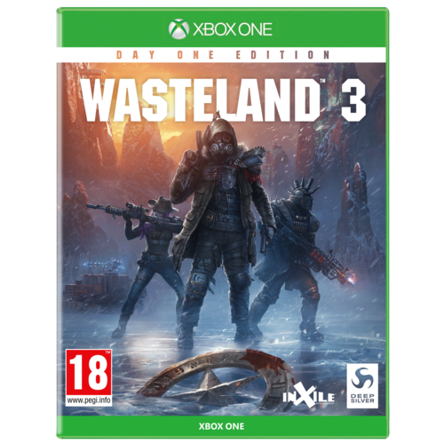 Wasteland 3 - Day One Edition + Colorado Survival Gear DLC - Xbox One