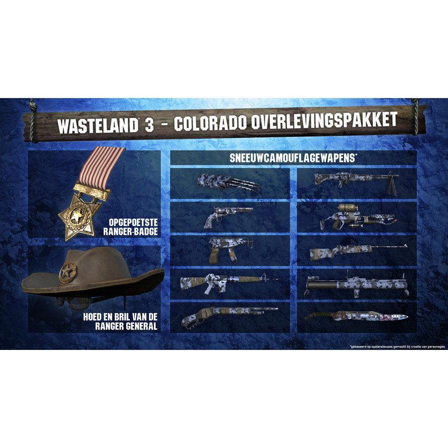 Wasteland 3 - Day One Edition - Playstation 4