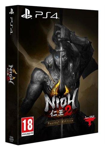 Nioh 2 - Special Edition - Playstation 4