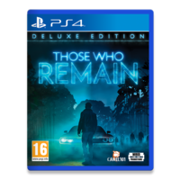 Those Who Remain Deluxe Edition - Playstation 4