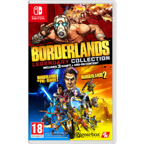 Borderlands Legendary Collection - Nintendo Switch