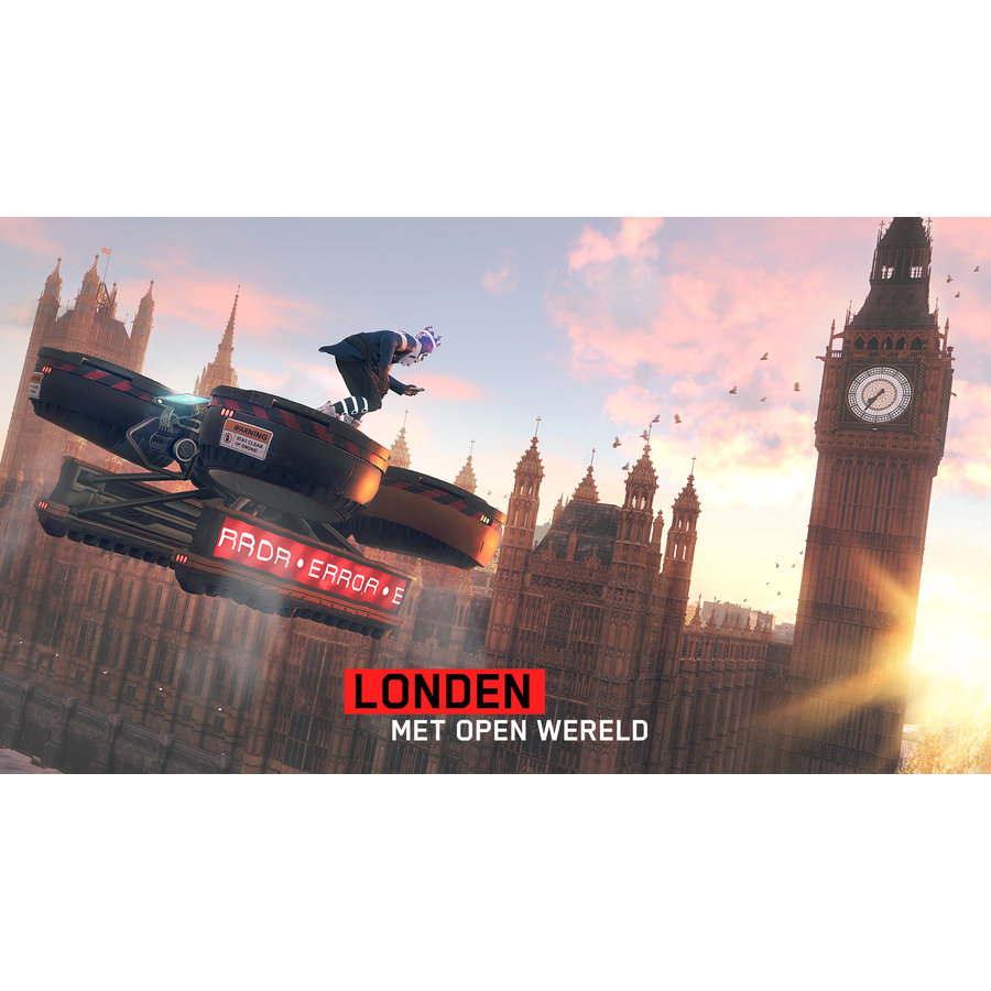 Watch Dogs Legion + Pre-order DLC - Playstation 4