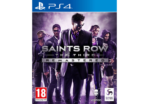 Saints Row The Third Remastered - Playstation 4