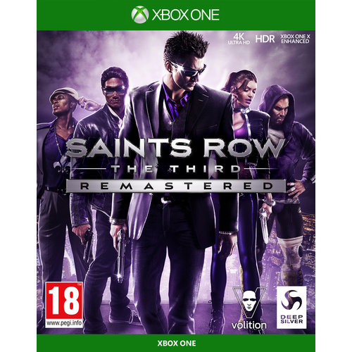 Saints Row The Third Remastered - Xbox One